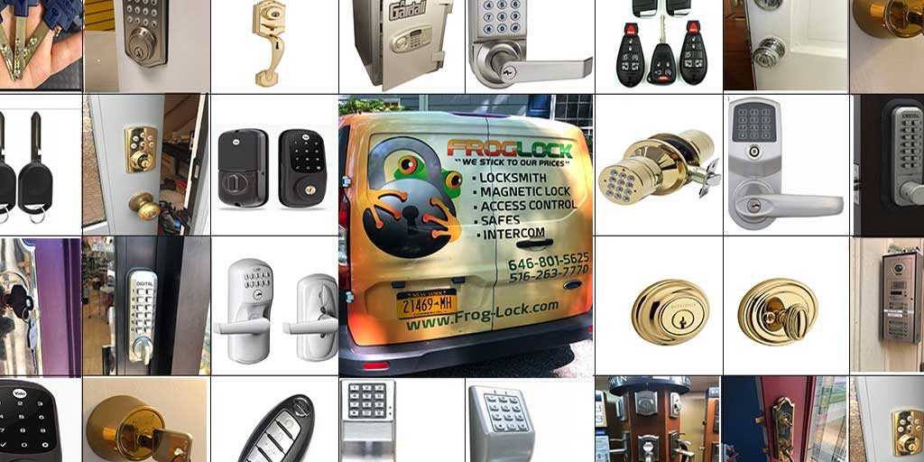 Locksmith Albertson NY Frog Lock Locksmiths