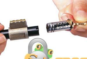 re-key service in NYC by froglock locksmith