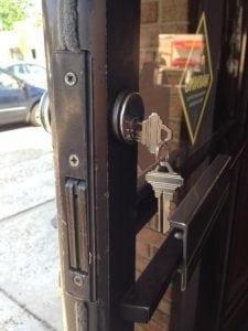 Adams Rite MS1850S Maximum Security Deadlock